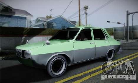 Dacia 1300 Retro Art для GTA San Andreas