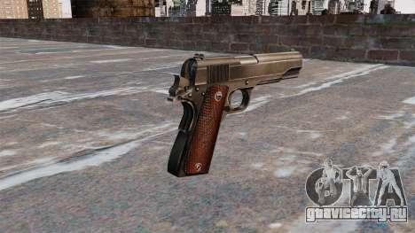 Пистолет Colt M1911 для GTA 4 второй скриншот
