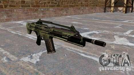Автомат SCAR для GTA 4