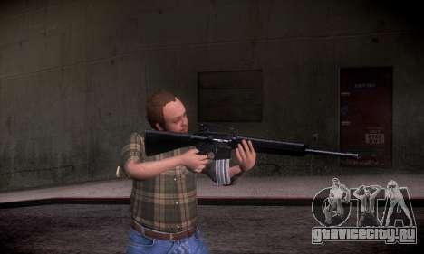 Lester из GTA V для GTA San Andreas