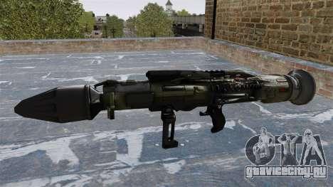 Противотанковый гранатомёт Crysis 2 для GTA 4 третий скриншот