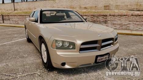 Dodge Charger SE 2006 для GTA 4