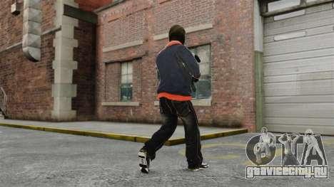 Франклин Клинтон v2 для GTA 4 четвёртый скриншот