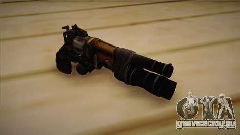 Пистолет из Bulletstorm для GTA San Andreas
