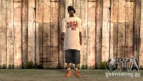 Рэпер Рэндом для GTA San Andreas