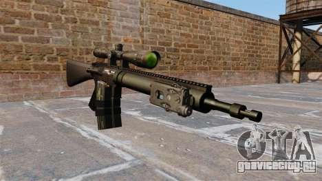 Снайперская винтовка Mk 12 для GTA 4