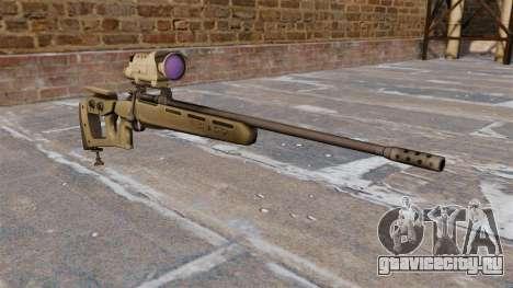 Снайперская винтовка GOL-Sniper Magnum для GTA 4