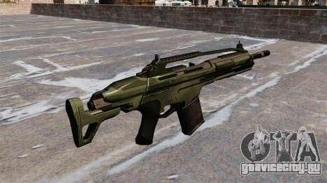 Штурмовая винтовка SCAR для GTA 4 второй скриншот