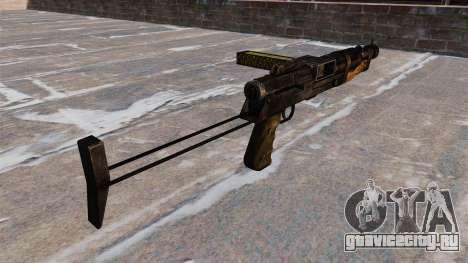 Автомат -Ублюдок- для GTA 4 второй скриншот