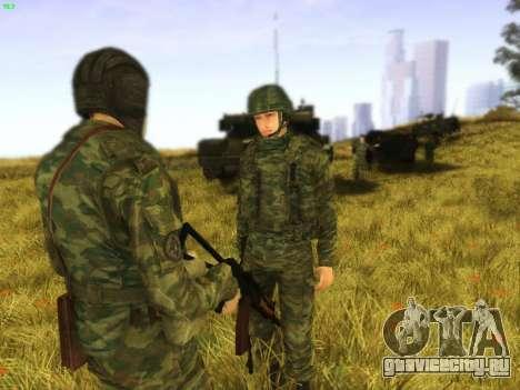Танкист для GTA San Andreas второй скриншот