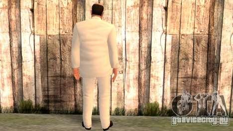 Джозеф Клэренс для GTA San Andreas второй скриншот