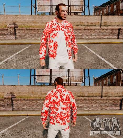 Одежда -Bosco Sport- для GTA 4