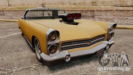 Peyote 1950 для GTA 4
