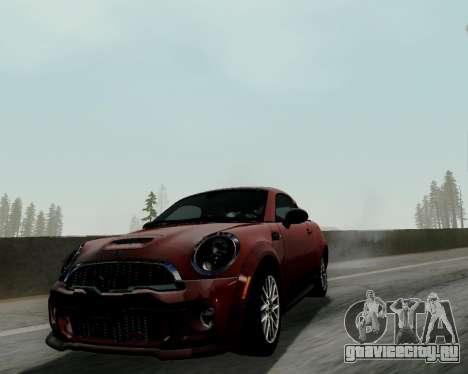 MINI Cooper S 2012 для GTA San Andreas