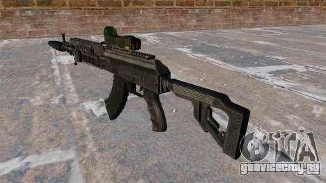 Автомат АК-47 тактический для GTA 4 второй скриншот