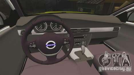 Volvo V70 Ambulance [ELS] для GTA 4 вид изнутри