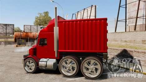 Мини-грузовик для GTA 4 вид слева