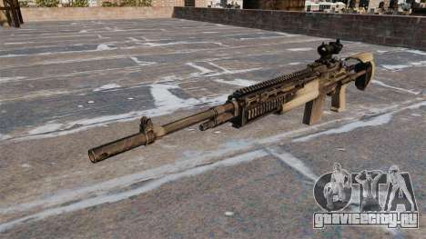 Автоматическая винтовка Mk 14 Mod 0 EBR для GTA 4