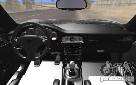 RUF RT12R для GTA San Andreas