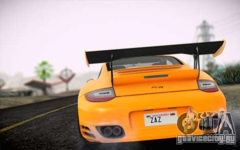RUF RT12R для GTA San Andreas вид сбоку