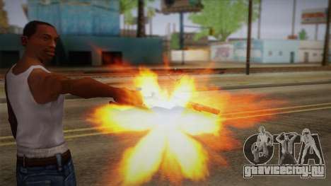 Colt Peacemaker(Ржавый) для GTA San Andreas третий скриншот