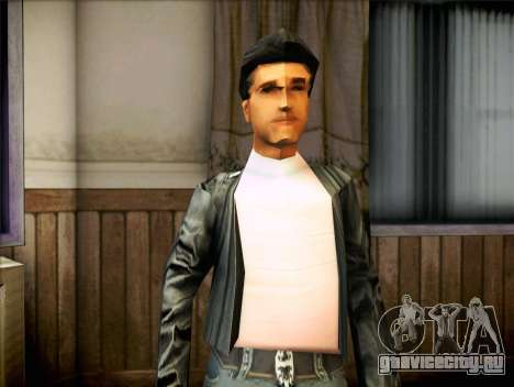 Бандит из GTA Vice City для GTA San Andreas третий скриншот