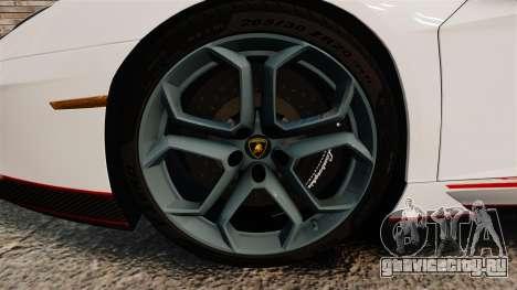 Lamborghini Aventador LP700-4 2012 [EPM] Lamotte для GTA 4 вид сзади