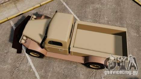 GTA V Bravado Duneloader для GTA 4 вид справа