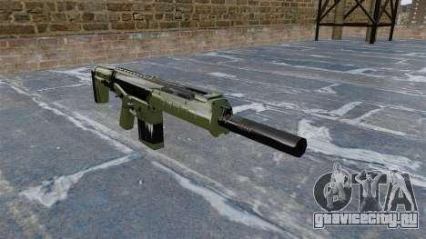 Штурмовая винтовка Crysis 2 для GTA 4