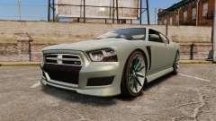 GTA V Bravado Buffalo STD8