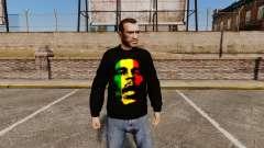 Свитер -Боб Марли- для GTA 4