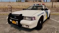 GTA V Vapid State Police Cruiser [ELS]