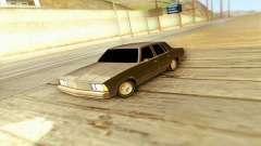 Chevrolet Malibu 1981