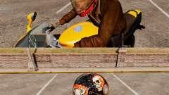 Байкерские шлемы для GTA 4