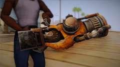 Дробовик из Bulletstorm для GTA San Andreas