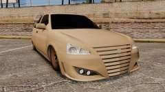 ВАЗ-2112 Hybrid для GTA 4
