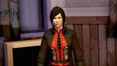 Леди Шива из игры Batman Arkham Origins