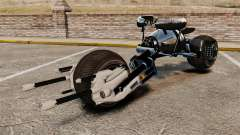Бэтмотоцикл Бэтпод для GTA 4