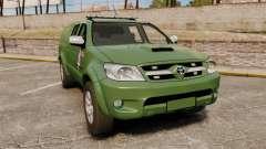 Toyota Hilux Land Forces France [ELS]