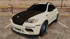 BMW X6 M HAMANN 2012