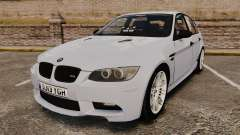 BMW M3 Unmarked Police [ELS]