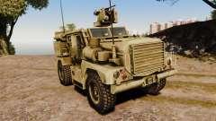 Cougar MRAP 4X4 для GTA 4