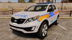 Kia Sportage Metropolitan Police [ELS]
