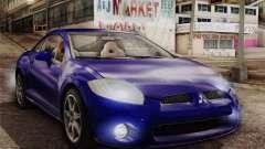Mitsubishi Eclipse GT v2 для GTA San Andreas