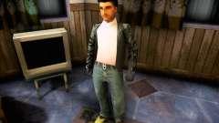 Бандит из GTA Vice City