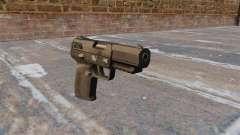 Самозарядный пистолет FN Five-seveN MW3