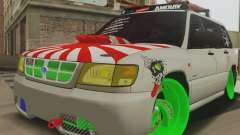 Subaru Forester JDM