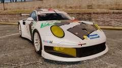 Porsche 911 (991) RSR для GTA 4