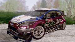 Ford Fiesta RS WRC 2013