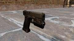 Самозарядный пистолет Glock 20